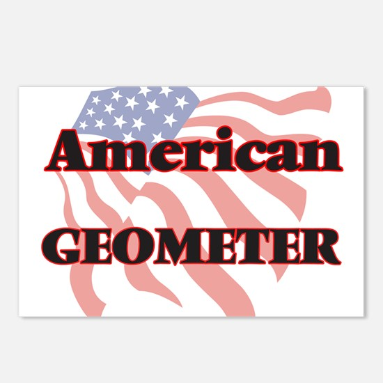 Geometer Postcards   Geometer Post Card Design Template