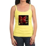 Vintage belly dance album cover Tank Top