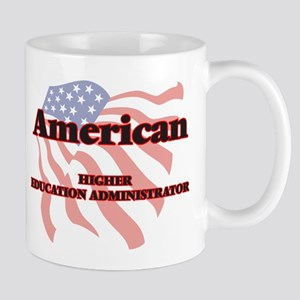 American Higher Education Administrator Mugs