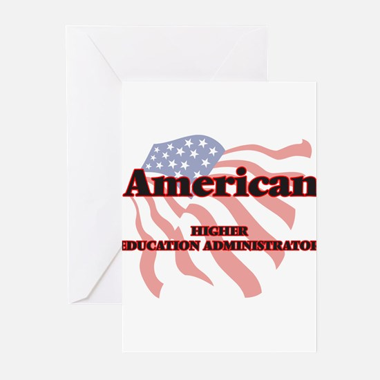 American Higher Education Administr Greeting Cards
