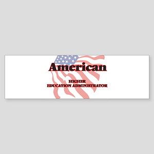 American Higher Education Administr Bumper Sticker