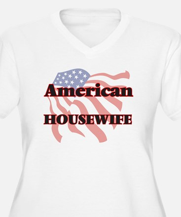 American Housewife Plus Size T-Shirt
