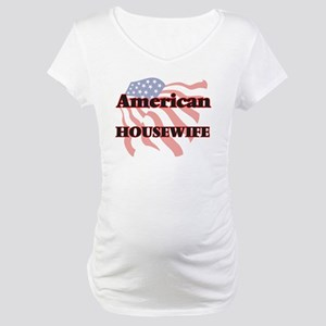 American Housewife Maternity T-Shirt