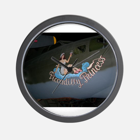 The Nose Art One Store Wall Clock