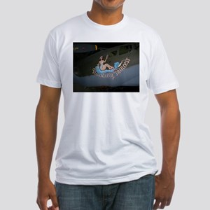The Nose Art One Store Fitted T-Shirt