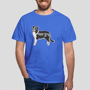 Boarder Collie Dark T-Shirt