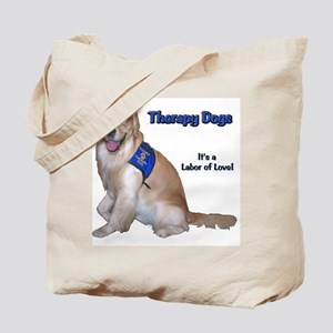 Therapy Dog Tote