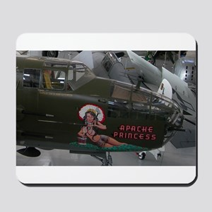 Nose Art Two Store Mousepad