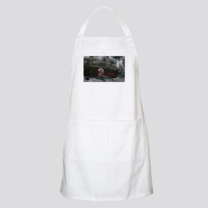 Nose Art Two Store BBQ Apron