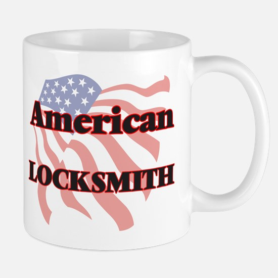 American Locksmith Mugs