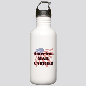 American Mail Carrier Stainless Water Bottle 1.0L