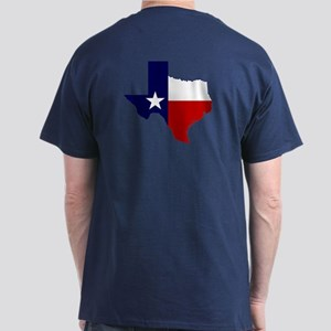Great Texas Double Sided Dark T-Shirt