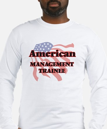 American Management Trainee Long Sleeve T-Shirt