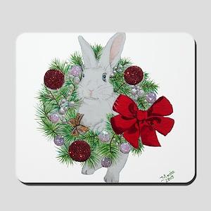 Hoppy Holidays! Mousepad