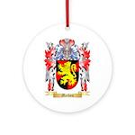 Mathou Round Ornament
