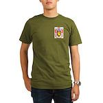 Mathonnet Organic Men's T-Shirt (dark)