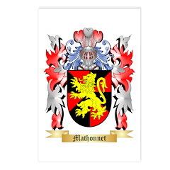 Mathonnet Postcards (Package of 8)