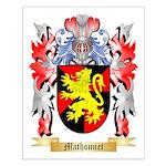 Mathonnet Small Poster