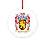 Mathon Round Ornament