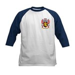 Mathivat Kids Baseball Jersey