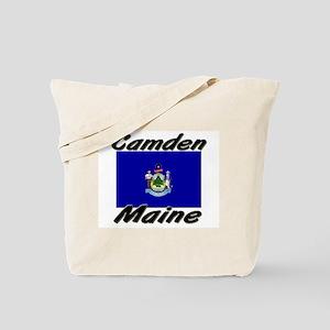 Camden Maine Tote Bag