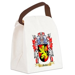 Mathis Canvas Lunch Bag