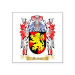 Mathias Square Sticker 3