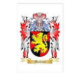 Mathias Postcards (Package of 8)