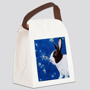 Mmm Tastes like Popcorn! Canvas Lunch Bag