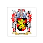 Mathews Square Sticker 3