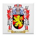 Mathewes Tile Coaster