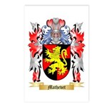 Mathevet Postcards (Package of 8)