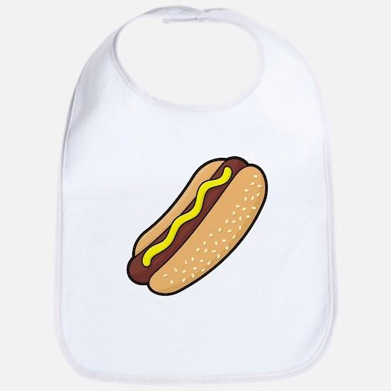 Hotdog Bib