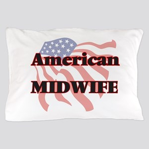 American Midwife Pillow Case
