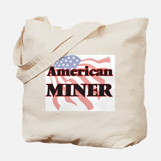 American Miner Tote Bag