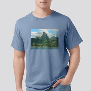 Moorea Ash Grey T-Shirt