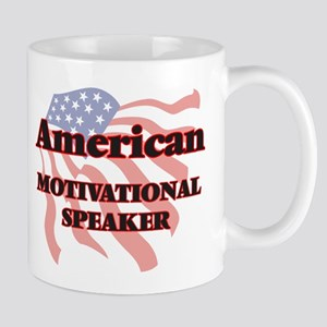 American Motivational Speaker Mugs