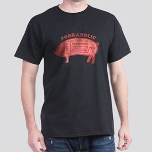 Porkaholic Dark T-Shirt