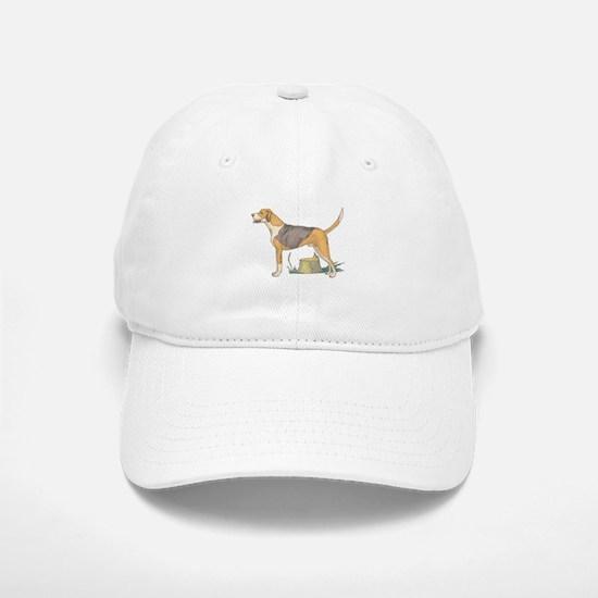 American Foxhound Baseball Baseball Cap