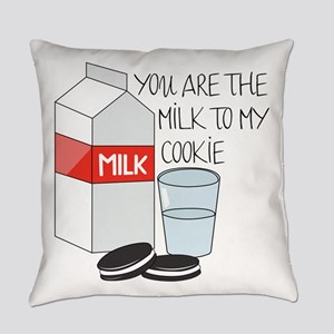 Milk To My Cookie Everyday Pillow