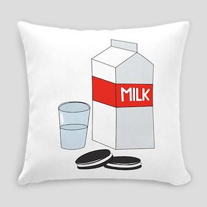 Milk & Cookies Everyday Pillow