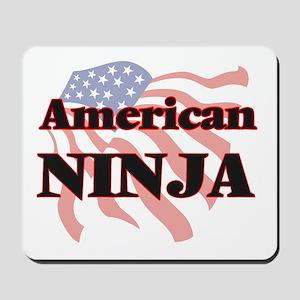 American Ninja Mousepad