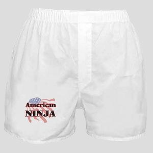 American Ninja Boxer Shorts