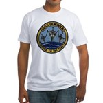 USS DENEBOLA Fitted T-Shirt