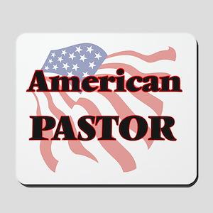 American Pastor Mousepad