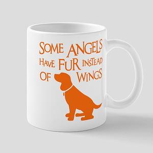 Beagle Angel Mug