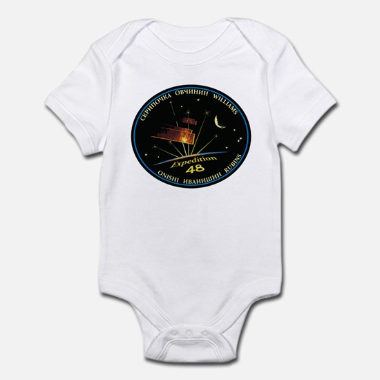 Expedition 48 Infant Bodysuit