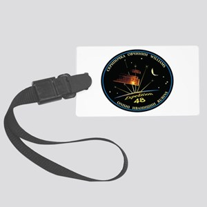Expedition 48 Large Luggage Tag