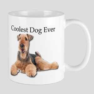 The Airedale Terrier is the Coolest Dog Ever Mugs