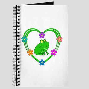 Frog Heart Journal